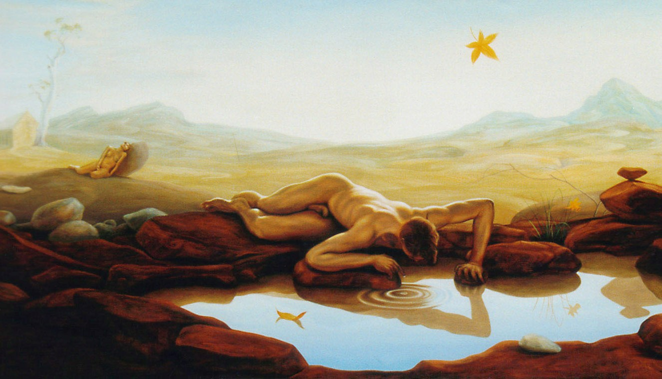 1998_Richard Baxter echo_narcissus