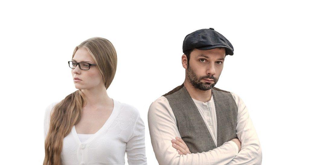 Scheidung, Rosenkrieg, Scheiden lassen, Scheidung von einem Narzissten
